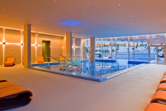 Discover the hidden treasures of Međimurje and relax in the Spa & Sport Resort St Martin