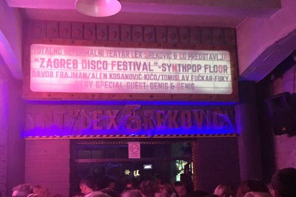 Zagreb Disco Festival rasplesao zagrepčane i njihove goste