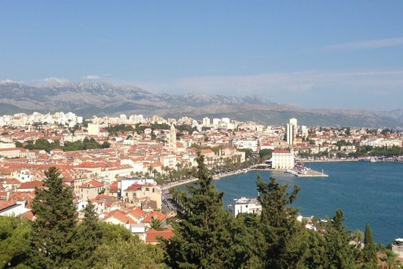 Spectacular Split: Wheelchair accessible trails of Diocletian's City