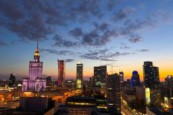 Experience beautiful Warsaw