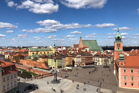 Polish your cooking in Warsaw
